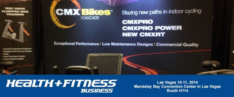 Las Vegas Here We Come - New Products Introduced at Health & Fitness Show