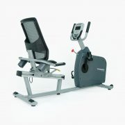 Cascade CMXRT Recumbent Exercise Bike Back View