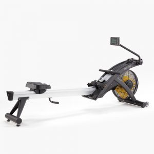 back view Cascade Air Rower Mag | Indoor Row Machine
