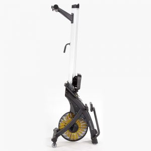 Cascade Air Rower mag upright position