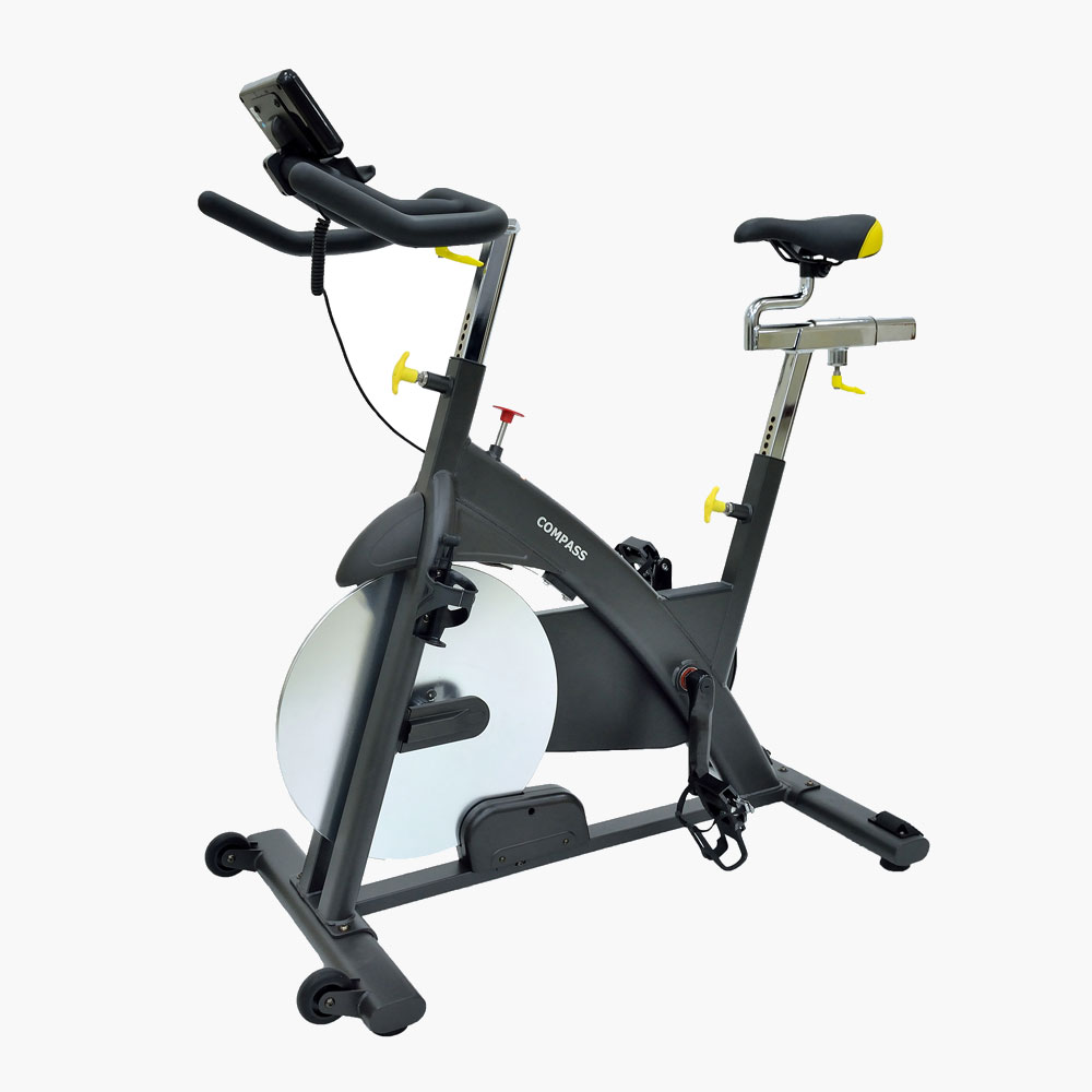 Cascade Compass Exercise Bike - Angled Left Front