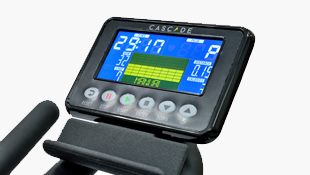 Cascade Compass Training Bike Computer Console